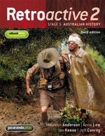 Retroactive 2 3E Stage 5 Australian History and EBookPLUS : Retroactive Series - Maureen Anderson