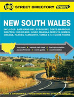 UBD Gregory's New South Wales Directory : 18th Edition - UBD Gregorys