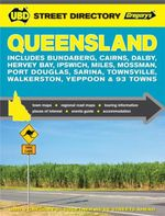 UBD Gregorys Queensland Street Directory : 20th Edition - UBD Gregorys