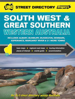 South West and Great Southern WA Directory 6th - UBD Gregorys