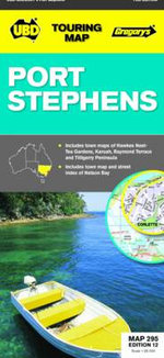 Port Stephens Map 295 - UBD Gregorys