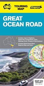 Great Ocean Road 308 : UBD.VIC.308 - UBD Gregorys