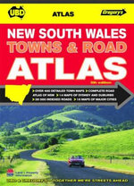 New South Wales Towns and Roads Atlas : 5th Edition