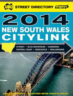 2014 New South Wales Citylink Street Directory - UBD Gregorys
