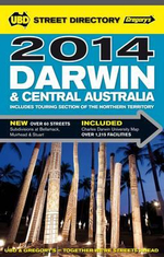 UBD Gregory's Darwin and Central Australia Street Directory : Magic, Mummies and Immortality in Ancient Egypt - UBD gregorys