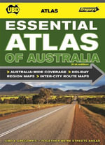 Essential Atlas of Australia - UBD Gregorys