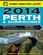 Perth Street Directory 2014 - UBD Gregorys