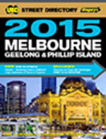 Melbourne Street Directory 49th 2015 - UBD Gregorys