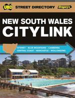 NSW Citylink Street Directory 26th 2016 - UBD Gregorys