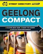 Geelong Compact Street Directory - UBD Gregorys