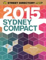 Sydney Compact Street Directory 27th 2015 - UBD Gregorys