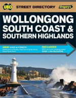 Wollongong South Coast and Southern Highlands Sd 22nd - UBD Gregorys