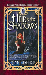 Heir to the Shadows : The Black Jewels - Anne Bishop