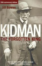 Kidman : The Forgotten King - Jill Bowen