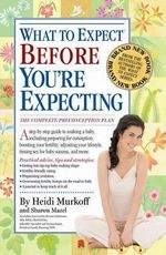 What to Expect Before You're Expecting :  USA EDITION - Heidi E. Murkoff