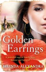 Golden Earrings - Belinda Alexandra
