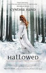 Hallowed : Unearthly Series : Book 2 - Cynthia Hand