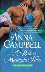 A Rake's Midnight Kiss : Sons of Sins Series : Book 2 - Anna Campbell