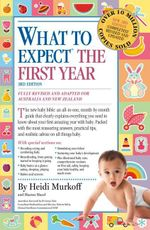 What to Expect the First Year - Heidi E. Murkoff