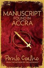 Manuscript Found in Accra - Paulo Coelho