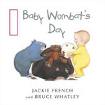 Baby Wombat's Day - Jackie French