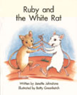 Ruby and the White Rat : Ruby and the White Rat - Janette Johnstone