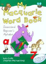 My Macquarie Word Book - Queensland - Katy Collis