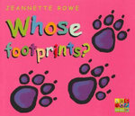 Whose Footprints? - Jeannette Rowe