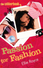 The Letterbook 2 : Passion for Fashion - Ellie Royce