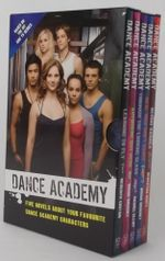 Dance Academy  : Five Novels About Your Favourite Dance Academy Characters - Boxed Set - Bruno Bouchet