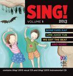 Sing! 2013 : v. 1 - .