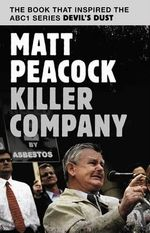 Killer Company - Matt Peacock