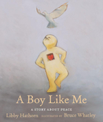 A Boy Like Me - Libby Hathorn