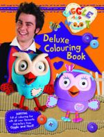 Giggle and Hoot Deluxe Colouring Book - Giggle and Hoot