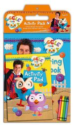 Giggle and Hoot Activity Pack - Giggle and Hoot