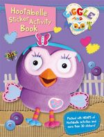 Hootabelle Sticker Activity Book - Giggle and Hoot