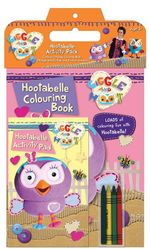 Hootabelle Activity Pack - Giggle and Hoot