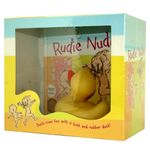 Rudie Nudie : Book and Toy Box Set - Emma Quay