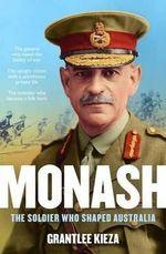 Monash - Grantlee Kieza