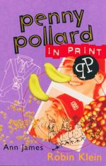Penny Pollard in Print - Robin Klein