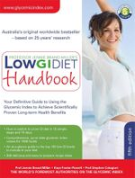 Low GI Diet Handbook - Jennie Brand-Miller