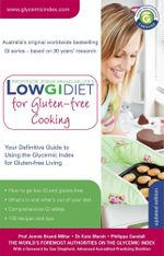 Low GI Diet for Gluten-Free Cooking - Jennie Brand-Miller