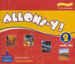 Allons-y! : French Course Audio Cds 2 - Carolyn Sudlow