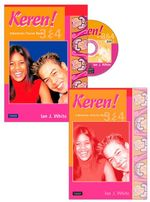 Keren! 3 & 4 : Books and CD Pack (1st Edition) - Ian White