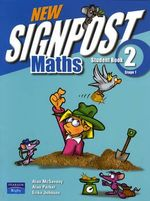 New Signpost Maths Student Book 2 - Alan McSeveny