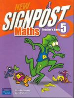 New Signpost Maths Teacher's Book 5 Stage 3 - Alan McSeveny