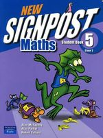New Signpost Maths Student Book 5 - Alan McSeveny