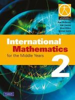International Mathematics for the Middle Years 2 : Coursebook and CD - Alan McSeveny