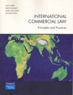 International Commercial Law : Principles and Practices (Pearson Original Edition) - Julie Clark