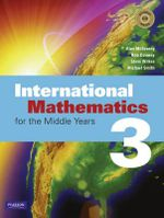 International Mathematics for the Middle Years 3 - Alan McSeveny